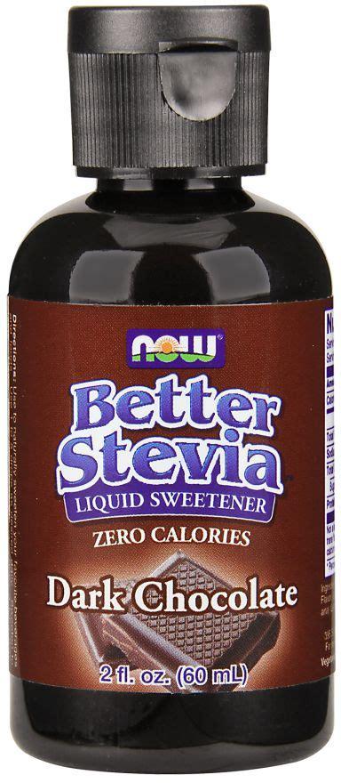 dessert flavored liquid sweeteners liquid stevia