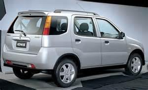 Suzuki Ignis Specs Suzuki Ignis Specs 2003 2004 2005 2006 2007 2008