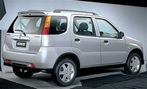 2003 Suzuki Ignis Suzuki Ignis Specs 2003 2004 2005 2006 2007 2008