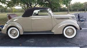 1937 Ford For Sale 1937 Ford Deluxe For Sale Kerrville