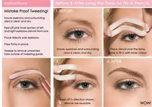 eyebrow shape template 187 eyebrows tips and tricks for tattooing and everyday wear