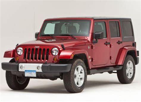 chrysler recalls 180 000 jeep wrangler vehicles due