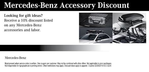 Mercedes Coupon by Mercedes Change Coupons Auto Service Coupons