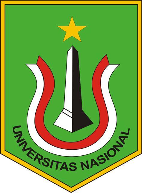tutorial logo universitas logo universitas nasional unas kumpulan logo indonesia