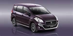 Suzuki Ertiga New New Suzuki Ertiga Dreza Versi Tertinggi Dari Ertiga