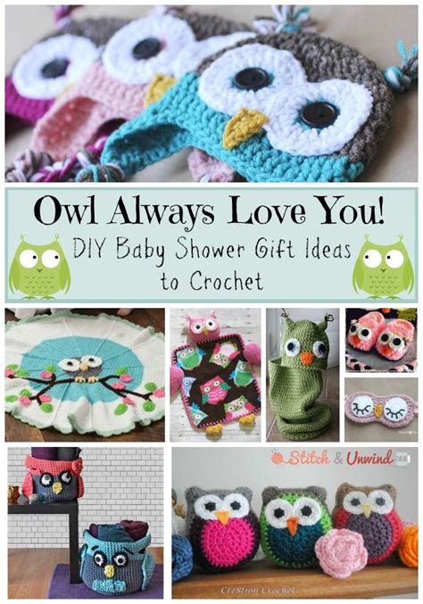 Owl Baby Shower Gifts by 17 Best Images About Crochet Baby Hats On