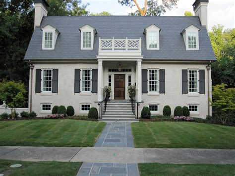 white color house design pretty small painted brick houses design exterior with