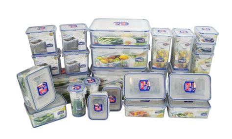 Lock Lock Food Container Hpl834 3 9l Hpl834 Lock Lock Storage Container Set Groupon