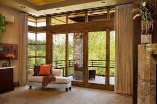 Brown Patio Doors Bloombety Pella Sliding Patio Doors With Drapery Brown Pella Sliding Patio Doors