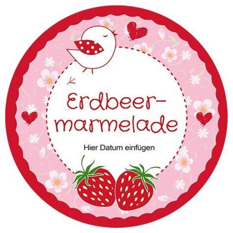 Etiketten Drucken Word Gratis by Gratis Vorlagen F 252 R Marmeladenetiketten Avery Zweckform