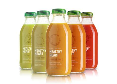 design label juice healthy heart juice the dieline packaging branding