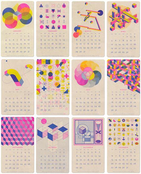 design sponge calendar 2015 un calendrier pour 2015 poligom
