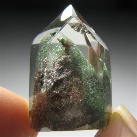 Phantom Quartz green ghost phantom quartz freeform