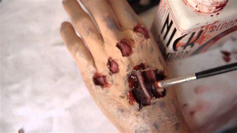 zombie hand tutorial photoshop zombie arm tutorial by vaida ruginyte sfx youtube