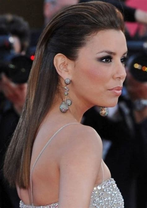 eva longoria hairstyles 2015 eva longoria hairstyles half up half down latest hair
