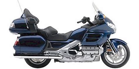 honda gold wing motorcycle 2007