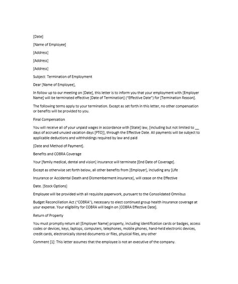 how to write a termination letter to an employer lukex co