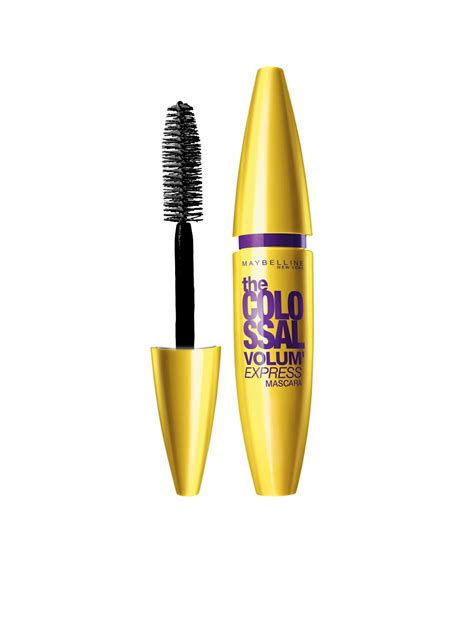 Mascara Maybelline Original maybelline colossal volume express mascara rs 238
