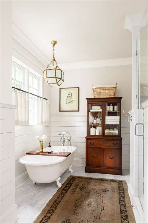 country living bathrooms 15 farmhouse style bathrooms full of rustic charm making