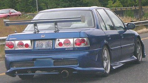 honda ricer exhaust ricer accord