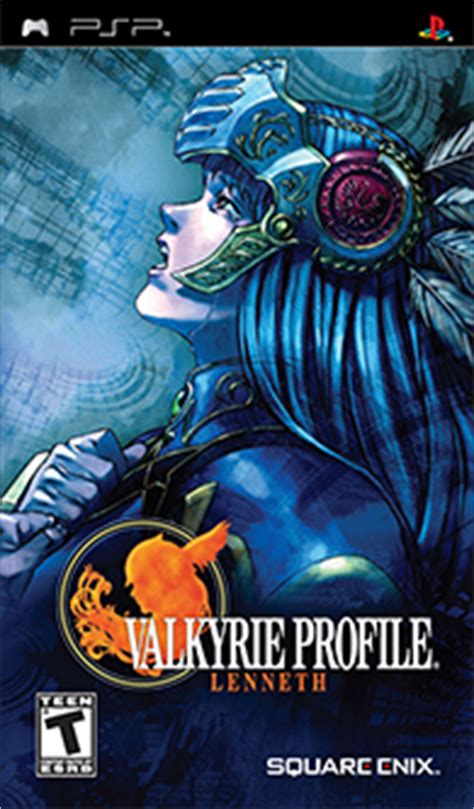 emuparadise valkyrie profile valkyrie profile lenneth usa iso