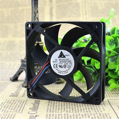 Sale Fan 9cm Sunon 12v 0 46a 5 6w 4 Wire 10pcs delta afb0912hd 12v 0 24a 9020 9cm 3 wire fan reviews