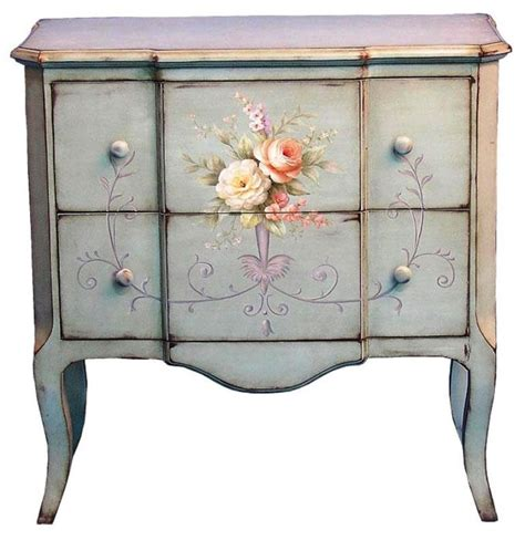 Chic Antique Home Decor Pinterest Paint Furniture Shabby Chic Blue Furniture