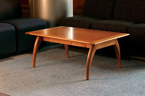 Free Plan Mahogany Coffee Table Finewoodworking Free Coffee Table Plans