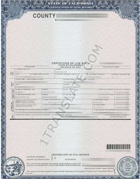 Russian Birth Certificate Translation Template by Temporary Id Template Related Keywords