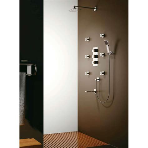 Shower And Jets by Buy Cbi Oceanus Thermostatic Shower Valve With Divert With Fixed 8 Quot Shower 6
