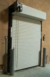 Overhead Roll Up Garage Doors Energy Code Failure Roll Up Door Archfuse