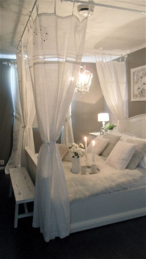 diy bedroom canopy sultry romantic bedrooms on pinterest shabby chic