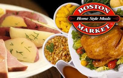 Boston Market Gift Card - boston market gift card giveaway