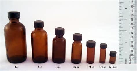 1 Oz Bottle Size - glass bottles empty