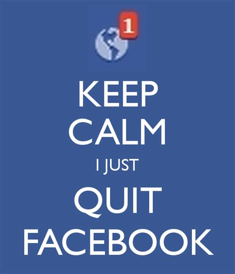 I Just It by Keep Calm I Just Quit Poster Amkay Keep Calm