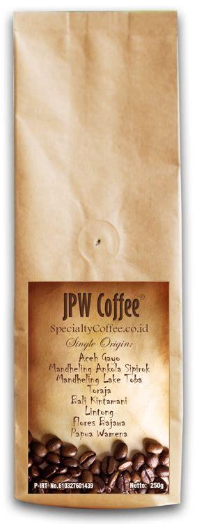 Kopi Arabika Kintamani Specialty Grade 500gr kopi indonesia specialty coffee indonesia jpw coffee