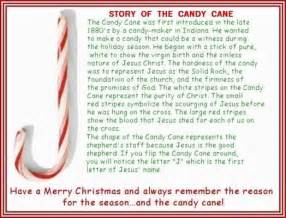 Candy cane legend free printable and legend of the candy cane story
