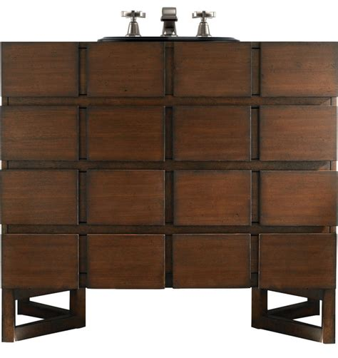 Cole Co Bathroom Vanities Cole Co Hudson Chest Vanity 40 Quot Transitional Bathroom Vanities And Sink Consoles By
