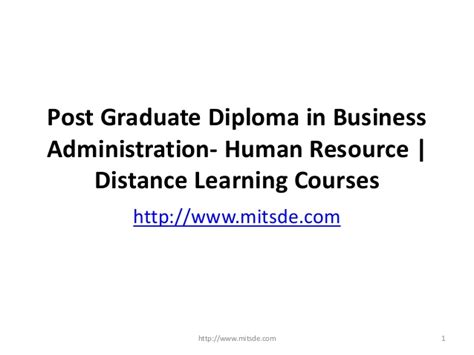 Mba In Business Administration Subjects by Post Graduate Diploma In Business Administration Pgdba