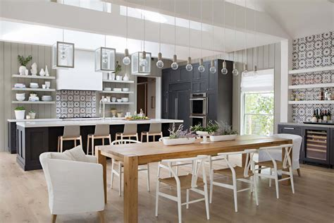 contemporary farmhouse style chic modern farmhouse in newport beach with emphasis on