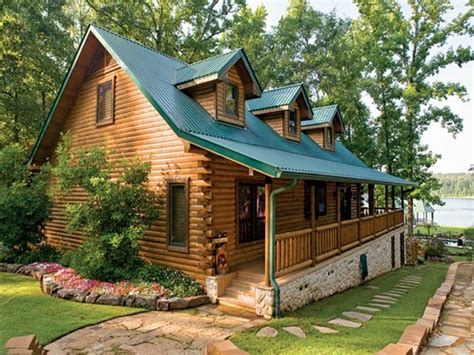 lakefront cabin plans log cabin home lakefront satterwhite log homes floor plans