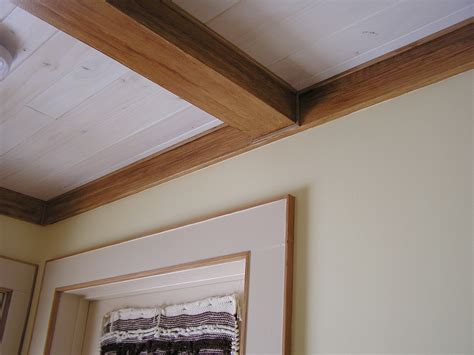 Ceiling Girder by A Remodel With A Theme Fros Carpentry