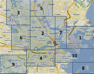Boston Hotel Map by Boston Logan Airport Hotels With Parking Ehow Party
