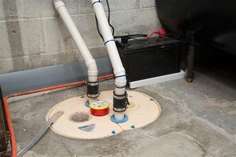 interior basement drainage drytrak 174 basement drainage system for monolithic foundations