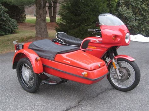 Bmw Motorcycle With Sidecar For Sale by 1975 Bmw R75 6 With Matching Sidecar Bring A Trailer