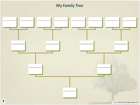 family tree free template family tree template family tree templates you can type in