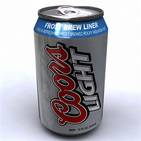 pictures coors light can