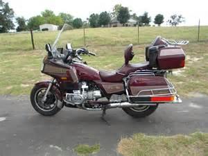 1987 Honda Goldwing Buy 1987 Honda Gold Wing 1500 Touring On 2040motos