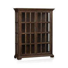 lisbon solid rubberwood china cabinet birch lane lisbon china cabinet crafted from birch