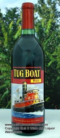 lucas vineyard tugboat red wine it doesn t sound fancy - Tugboat Red Wine